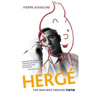 Herge: The Man Who Created Tintin (BOK)