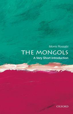 Mongols: A Very Short Introduction (BOK)