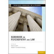 Handbook on Psychopathy and Law (BOK)
