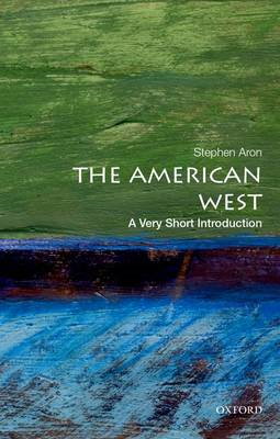 American West: a Very Short Introduction (BOK)