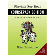 Playing for Real: A Text on Game Theory (BOK)