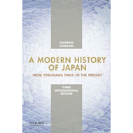 A Modern History of Japan: From Tokugawa Times to the Present (BOK)