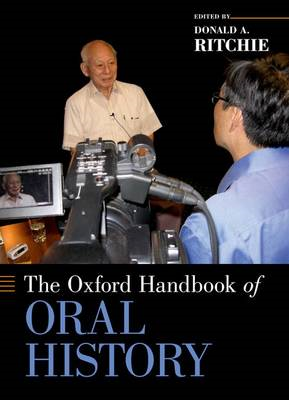 Oxford Handbook of Oral History (BOK)