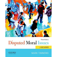 Disputed Moral Issues: A Reader (BOK)