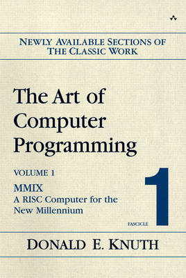 Art of Computer Programming, Volume 1, Fascicle 1 (BOK)