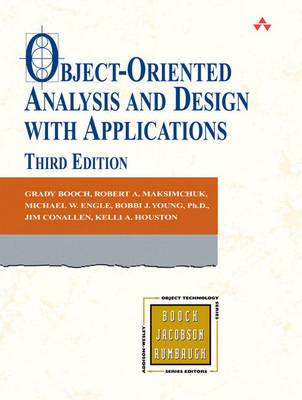 Object Oriented Analysis and Design with Applications (BOK)