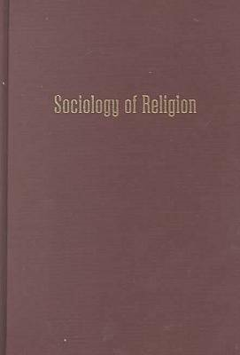 Sociology of Religion (BOK)
