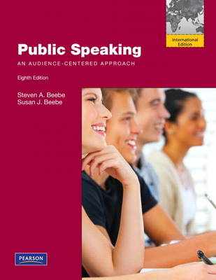 Public Speaking: An Audience-Centered Approach (BOK)
