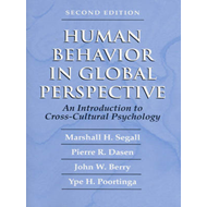 Human Behavior in Global Perspective (BOK)