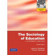 The Sociology of Education (BOK)