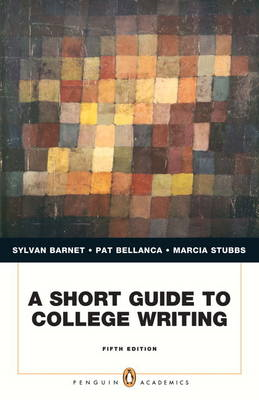 A Short Guide to College Writing (BOK)