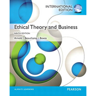 Ethical Theory and Business (BOK)