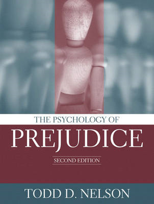 The Psychology of Prejudice (BOK)