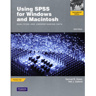 Using SPSS for Windows and Macintosh: Analyzing and Understanding Data (BOK)