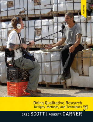 Doing Qualitative Research: Designs, Methods, and Techniques (BOK)