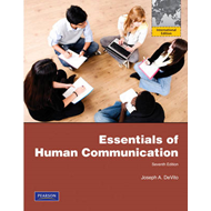 Essentials of Human Communication (BOK)