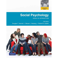 Social Psychology: Goals in Interaction (BOK)