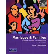 Marriages and Families: Changes, Choices and Constraints (BOK)