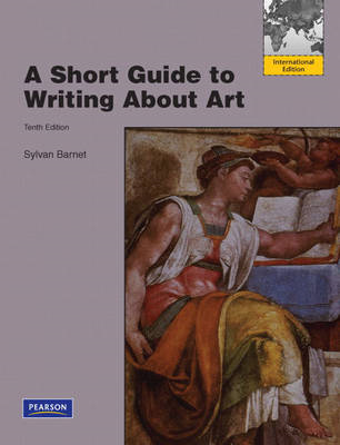 A Short Guide to Writing About Art (BOK)