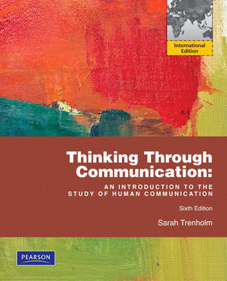 Thinking Through Communication (BOK)