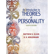 Introduction to Theories of Personality (BOK)