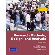 Research Methods, Design, and Analysis (BOK)