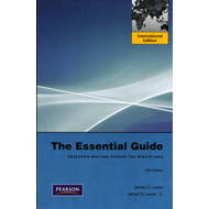 The Essential Guide: Research Writing Across the Disciplines (BOK)