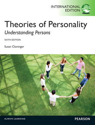 Theories of Personality: Understanding Persons (BOK)