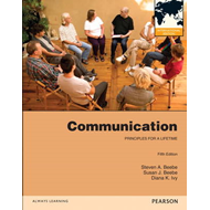 Communication: Principles for a Lifetime (BOK)