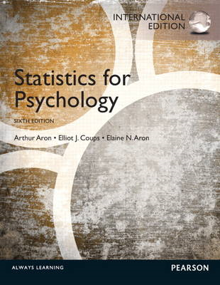 Statistics for Psychology (BOK)