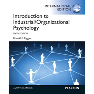 Introduction to Industrial and Organizational Psychology (BOK)