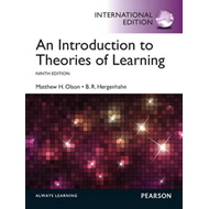 An Introduction to the Theories of Learning (BOK)