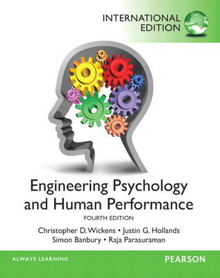 Engineering Psychology & Human Performance (BOK)