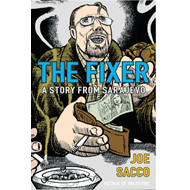 The Fixer: A Story from Sarajevo (BOK)