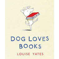 Dog Loves Books (BOK)