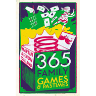 365 Family Games and Pastimes (BOK)