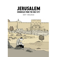 Jerusalem: Chronicles from the Holy City (BOK)