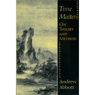 Time Matters: On Theory and Method (BOK)