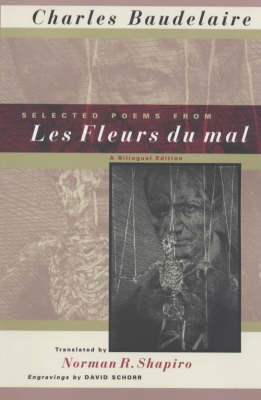 "Selected Poems from ""Fleurs du Mal"": A Bilingual Edition (BOK)"