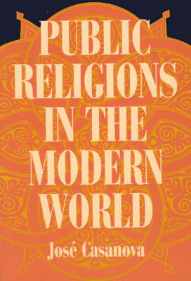 Public Religions in the Modern World (BOK)