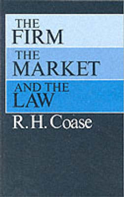 Firm, the Market and the Law (BOK)
