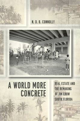 A World More Concrete: Real Estate and the Remaking of Jim Crow South Florida (BOK)