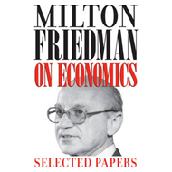 Milton Friedman on Economics (BOK)