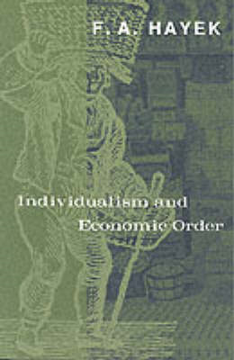 Individualism and Economic Order (BOK)