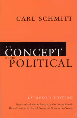 Concept of the Political (BOK)