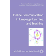 Online Communication in Language Learning and Teaching (BOK)