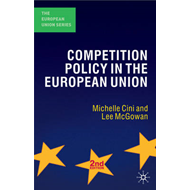 Competition Policy in the European Union (BOK)