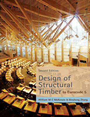 Design of Structural Timber: To Eurocode 5 (BOK)