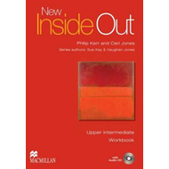 New Inside Out - Workbook - Upper Intermediate - With Audio (BOK)