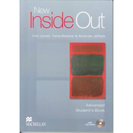 New Inside Out Advanced: Student Book with CD-ROM (BOK)